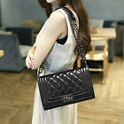 Quilted Chain Black Bag Leather Shoulder Crossbody Handbags wholesale Women 2019
