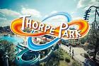 2 X THORPE PARK E-TICKETS / SATURDAY 8TH AUGUST 2020