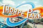 Thorpe park tickets Saturday 5th September