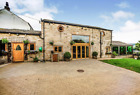 1750's stone built barn conversion 4 bedroom 3 bathrooms small holding 3 acres