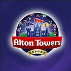 X2 Alton Towers Tickets    Sunday 27th September