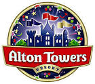 2 x ALTON TOWERS TICKETS MONDAY 21st SEPTEMBER 21/09/20 ADULT/CHILD E-TICKETS