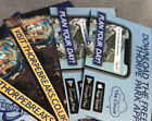 Thorpe Park Tickets X 4 Full Free Entry For Use THURSDAY  15th OCTOBER 2020