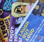 Legoland Windsor tickets X 3 Full Free Entry For Use FRIDAY 9th OCTOBER 2020