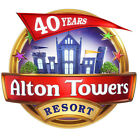 Alton Towers Tickets – Sunday 20th September – 20.09.2020 – SAME DAY DELIVERY