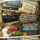 Chessington tickets X 4 Full Free Entry For Use WEDNESDAY 7th  OCTOBER 2020