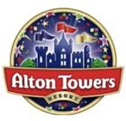Alton Towers Tickets Thursday 22nd October SCAREFEST Rapid Dispatch Adults/kids