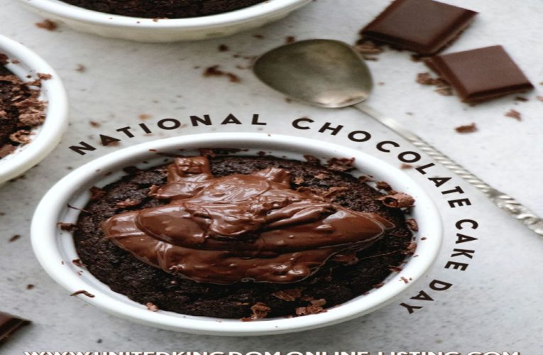 See National Chocolate Cake Day in the United Kingdom