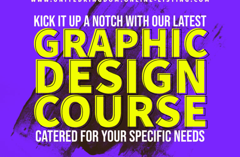 Take Graphic Design Course From Home