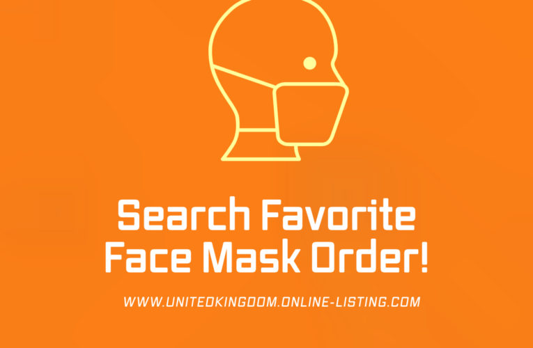 United Kingdom Face Mask Designs and Colors