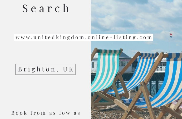 See Cheap Flights to Brighton, United Kingdom in the UK
