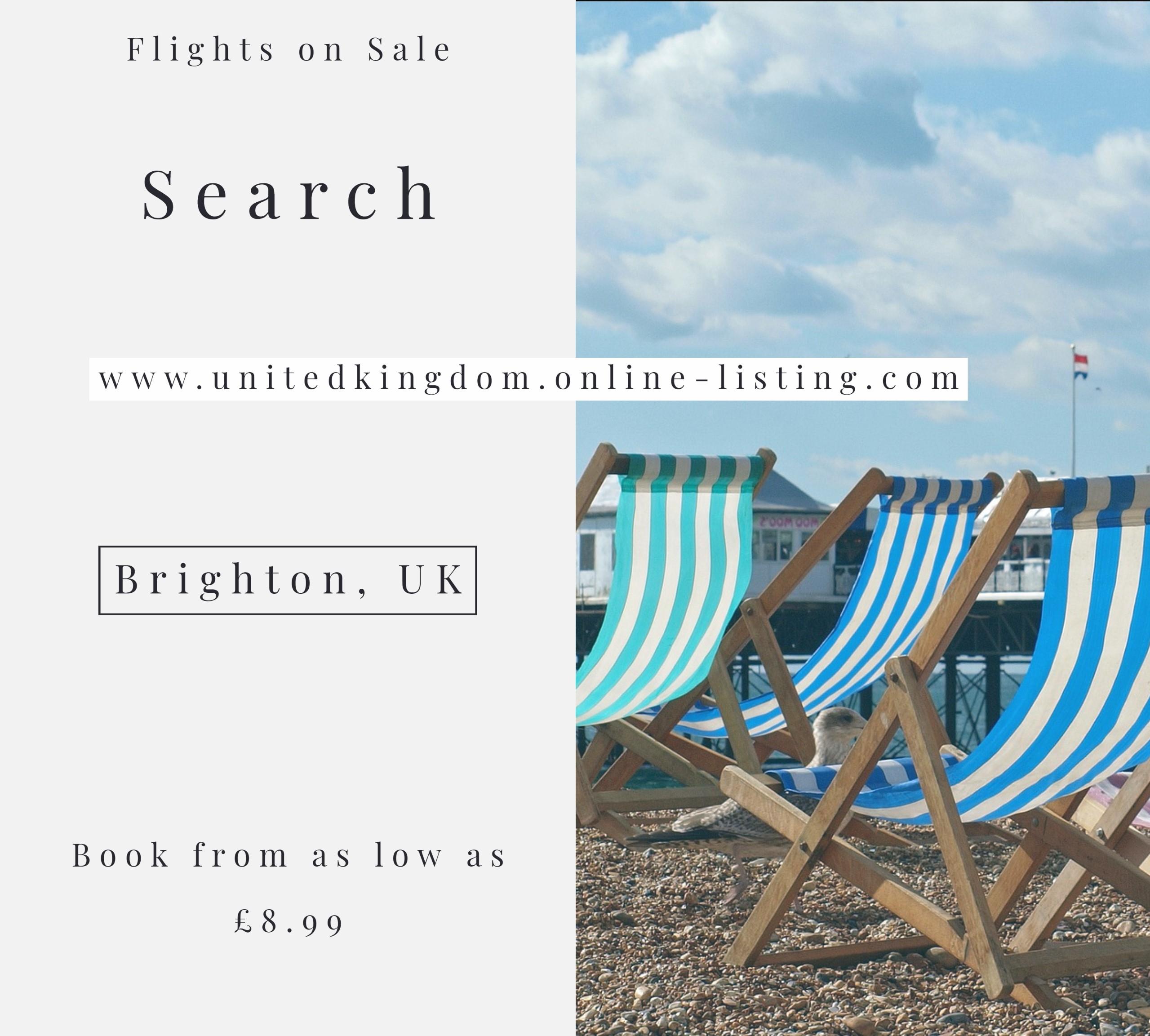 UK Brighton Flightd